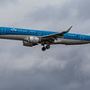 KLM - Embraer E190-STD (PH-EXC) - Edinburgh Airport (March 2020)