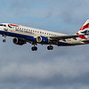 British Airways - Embraer E190-SR (G-LCYN) - Edinburgh Airport (February 2020)