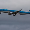 KLM - Embraer E190-STD (PH-EXA) - Edinburgh Airport (January 2020)