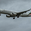 Bulgaria Air - Embraer E190-STD (LZ-PLO) - Heathrow Airport (March 2020)