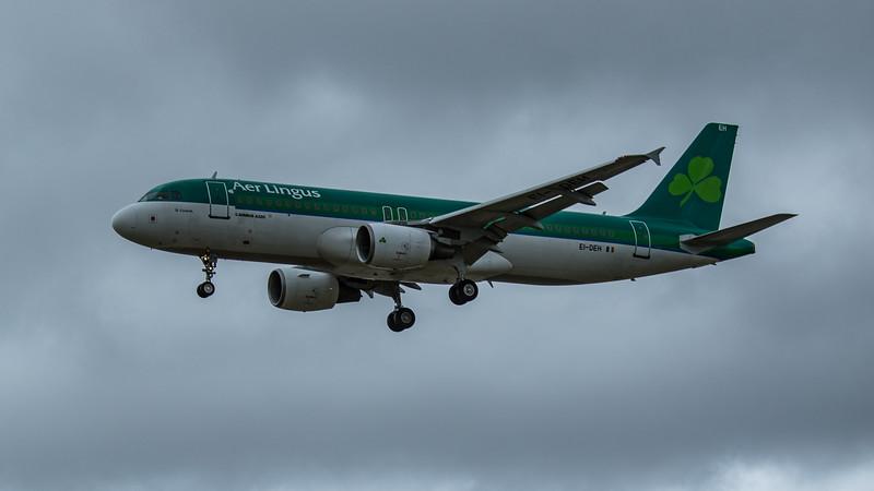 Aer Lingus - Airbus A320-214 (EI-DEH) - Heathrow Airport (June 2020)