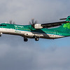 Aer Lingus - ATR 72-600 (EI-FAT) - Edinburgh Airport (February 2020)