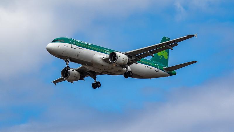 Aer Lingus - Airbus A320-214 (EI-EDP) - Heathrow Airport (August 2020)