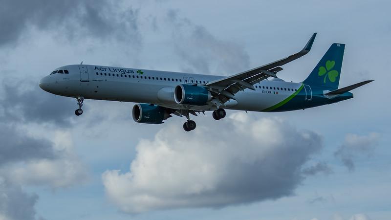 Aer Lingus - Airbus A321-253NX (EI-LRA) - Heathrow Airport (June 2020)