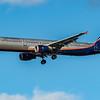 Aeroflot - Airbus A321-211 (VP-BOE) - Heathrow Airport (March 2020)