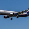 Aeroflot - Airbus A321-211 (VQ-BEG) - Heathrow Airport (June 2021)