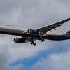Aeroflot - Airbus A330-343 (VP-BDE) - Heathrow Airport (August 2020)