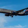 Aeroflot - Boeing 737-8LJ (VP-BRF) - Heathrow Airport (February 2020)