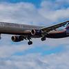 Aeroflot - Airbus A321-211 (VP-BFQ) - Heathrow Airport (August 2020)