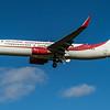 Air Algerie  - Boeing 737-8D6 (7T-VKI) - Heathrow Airport (March 2020)