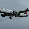 Air Canada - Boeing 777-333(ER) (C-FIVW) - Heathrow Airport (February 2020)