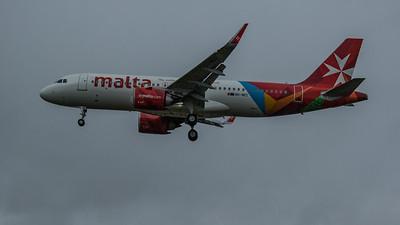 Air Malta - Airbus A320-251N (9H-NEC) - Heathrow Airport (February 2020)