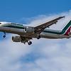 Alitalia - Airbus A320-216 (EI-DTK) - Heathrow Airport (July 2020)