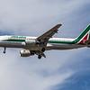 Alitalia - Airbus A320-214 (I-BIKO) - Heathrow Airport (July 2020)