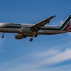 Alitalia - Airbus A320-216 (EI-DTN) - Heathrow Airport (August 2020)