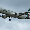 Alitalia - Airbus A321-112 (EI-IXH) - Heathrow Airport (June 2020)
