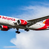 Avianca - Boeing 787-8 Dreamliner (N795AV) - Heathrow Airport (March 2019)