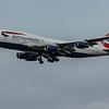 British Airways - Boeing 747-436 (G-CIVS) - Heathrow Airport (March 2020)