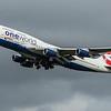 British Airways (One World Livery) - Boeing 747-436 (G-CIVP) - Heathrow Airport (March 2020)