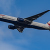 British Airways - Boeing 777-236(ER) (G-YMMS) - Heathrow Airport (March 2020)