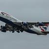 British Airways - Boeing 747-436 (G-BYGG) - Heathrow Airport (March 2020)
