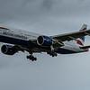 British Airways - Boeing 777-236(ER) (G-VIIN) - Heathrow Airport (February 2020)