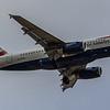 British Airways - Airbus A319-131 (G-EUPE) - Heathrow Airport (March 2019)