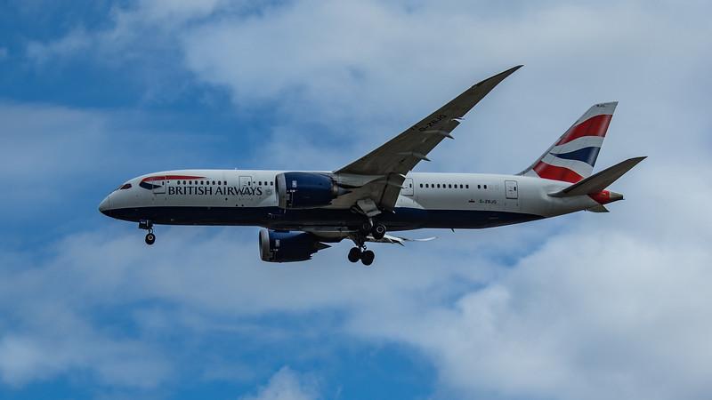 British Airways - Boeing 787-8 Dreamliner (G-ZBJG) - Heathrow Airport (June 2020)