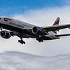 British Airways - Boeing 777-236(ER) (G-VIIE) - Heathrow Airport (March 2019)