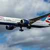British Airways - Boeing 787-9 Dreamliner (G-ZBKC) - Heathrow Airport (March 2020)