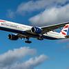 British Airways - Airbus A350-1041 (G-XWBA) - Heathrow Airport (March 2020)