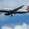British Airways - Airbus A320-232 (G-EUUO) - Heathrow Airport (June 2020)