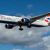 British Airways - Boeing 787-9 Dreamliner (G-ZBKK) - Heathrow Airport (March 2020)