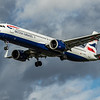 British Airways - Airbus A321-251NX (G-NEOV) - Heathrow Airport (March 2020)
