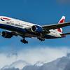 British Airways - Boeing 777-236(ER) (G-YMMP) - Heathrow Airport (February 2020)
