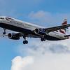 British Airways - Airbus A321-231 (G-EUXI) - Heathrow Airport (March 2019)