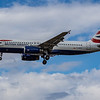 British Airways - Airbus A320-232 (G-MIDY) - Heathrow Airport (August 2020)