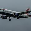 British Airways - Airbus A320-232 (G-TTOB) - Heathrow Airport (February 2020)