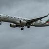 Bulgaria Air - Embraer E190-STD (LZ-PLO) - Heathrow Airport (March 2020)