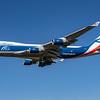 CargoLogicAir - Boeing 747-428F(ER) (G-CLBA) - Heathrow Airport (April 2021)