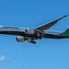 EVA Air - Boeing 777-35E(ER) (B-16711) - Heathrow Airport (June 2020)