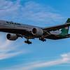 EVA Air - Boeing 777-35E(ER) (B-16739) - Heathrow Airport (August 2020)