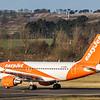 easyJet - Airbus A319-111 (G-EZBK) - Edinburgh Airport (February 2020)