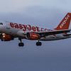 easyJet - Airbus A319-111 (G-EZAK) - Edinburgh Airport (January 2020)