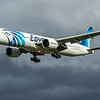 EgyptAir - Boeing 777-36N(ER) (SU-GDP) - Heathrow Airport (February 2020)