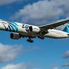 EgyptAir - Boeing 777-36N(ER) (SU-GDP) - Heathrow Airport (March 2020)