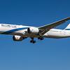 El Al Isreal Airlines - Boeing 787-9 Dreamliner (4X-EDE) - Heathrow Airport (April 2021)