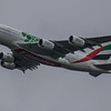 Emirates (Expo 2020 - Mobility Livery)  - Airbus A380-861 (A6-EEZ) - Heathrow Airport (February 2020)