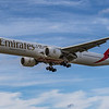 Emirates - Boeing 777-31H(ER) (A6-EQD) - Heathrow Airport (June 2020)