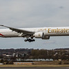 Emirates - Boeing 777-36N(ER) (A6-EBO) - Edinburgh Airport (March 2020)